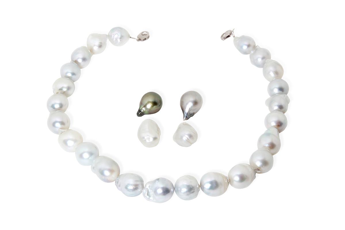 Perles Barroques